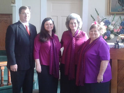 Goodbread and Co. Gospel Singing Group