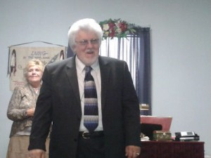Pastor Wiseman