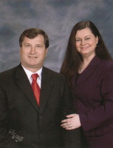 Robert and Glennette Goodbread - Preaching and singing the Word