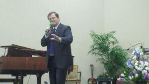 Robert preaching revival